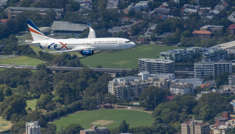 PPG today announced that it recently supplied Rex Airlines with various aerospace coatings for six Boeing 737-800 aircraft that will expand the airline into domestic service. (Photo: Business Wire)