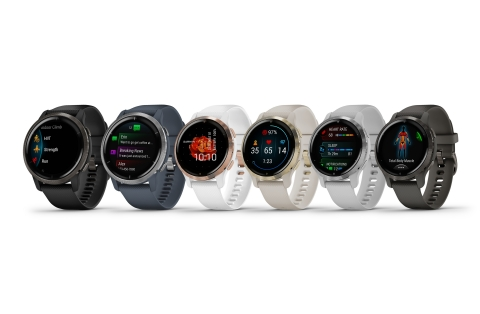 Introducing the Venu 2/2S by Garmin (Photo: Business Wire)