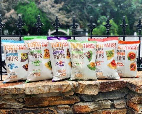 Enjoy the line of TORTIYAHS!® superior tortilla chips. Source: Utz Brands, Inc.
