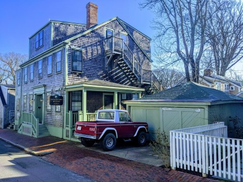 Hawthorne House in Nantucket, MA (Photo: Business Wire)