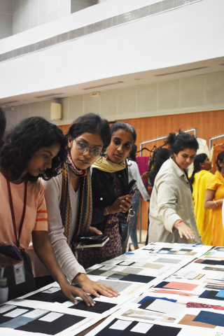Education support at NIFT, Bengaluru (Photo: Business Wire)