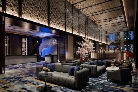 mesm Tokyo, Autograph Collection Lobby (Photo: Business Wire)