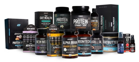 Onnit products