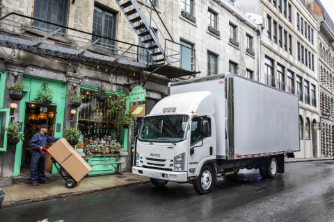 Isuzu Trucks has chosen Redline Detection for an essential tool program to speed diagnostics and increase uptime on their light duty trucks, including last-mile delivery vehicles. (Photo: Business Wire)