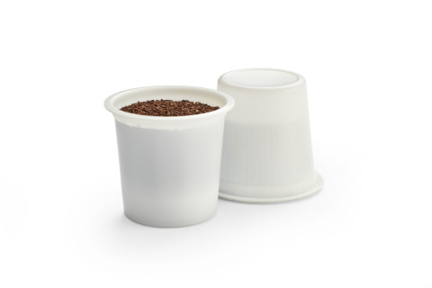 The partnership between IMA and NatureWorks will accelerate the availability of a turn-key solution for K-Cup compatible compostable coffee pods in North America. (Photo: Business Wire)