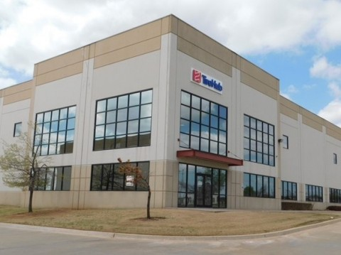 Fort Worth-based Corinth Land Co. and Dallas-based Prattco Creekway Industrial (PCI) have purchased two Class A buildings, 121,600 SF, located within Oklahoma City's dominant Southwest Industrial Market. This is the 10th partnership acquisition for Corinth Land and PCI, marking an investment of more than $50 million and approximately 700,000 SF of industrial space in their portfolio. (Photo: Troy Grant, Epic Foto Group)