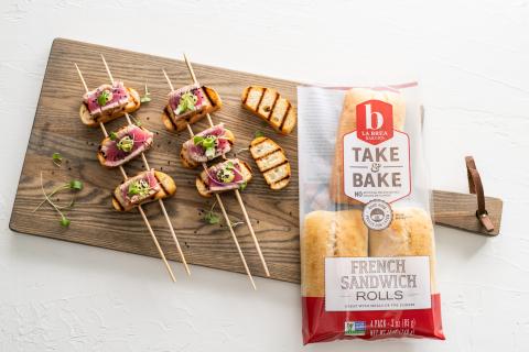 La Brea Bakery Expanding Popular Take & Bake Bread Portfolio (Photo: Business Wire)