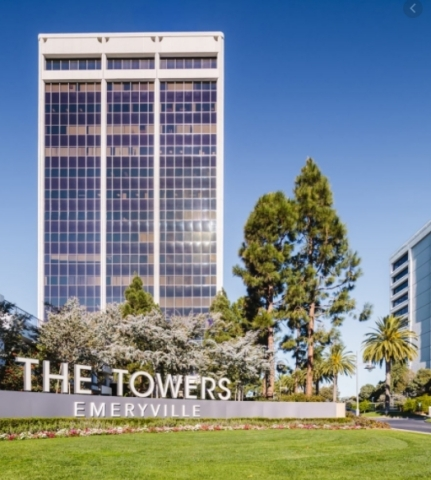 The Towers Emeryville, a KBS property (Photo: Business Wire)