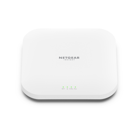 This new dual-band access point, WAX620, brings next-generation premium WiFi 6 (802.11ax) performance to small and medium businesses (SMBs), delivering up to 40% higher communication speeds to each connected device as compared to WiFi 5 (802.11ac). (Photo: Business Wire)