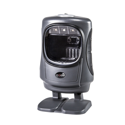 New CR5200 barcode reader from Code Corporation adds significant upgrades and advancements including improved reading on mobile phone screens and reading bar codes in motion. (Photo: Business Wire)