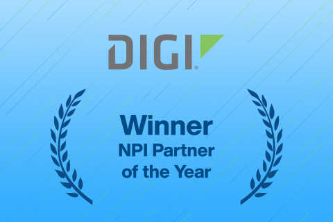 Mouser received the NPI Partner of the Year award for recognizing the critical importance that new product introductions play in launch success. (Graphic: Business Wire)