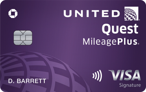 United Quest Card (Photo: Business Wire)