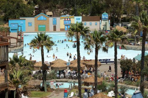 Hurricane Harbor Concord will reopen to the public on May 22, 2021. (Photo: Business Wire)