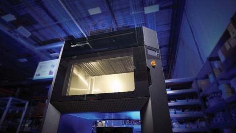 豪华设备制造商Sub-Zero Group安装了新的Stratasys F770,用于3D打印非常大的零件。(照片:美国商业资讯)