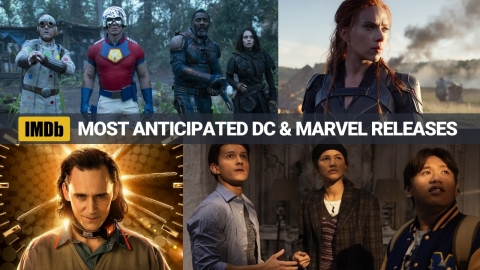 IMDb Announces the Most Anticipated Marvel and DC Movies and TV Series (photo credit: IMDb)