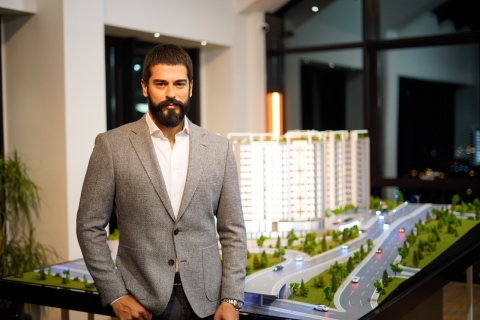 Trem Global to Introduce Turkey to International Investors With High-Profile Actor Burak Özçivit (Photo: Business Wire)
