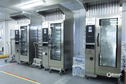 BiologIC Technologies helps implement high-throughput heat inactivation of patient samples at Cambridge UK COVID-19 Test Centre. (Photo: Business Wire)