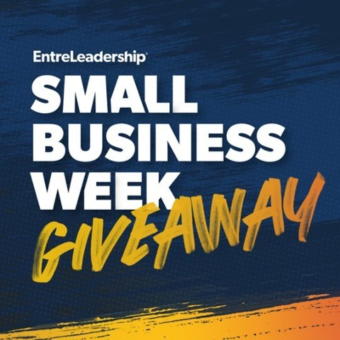 Enter the Ramsey Solutions Small Business Week Giveaway for a chance to win EntreLeadership Summit livestream tickets. (Photo: Business Wire)