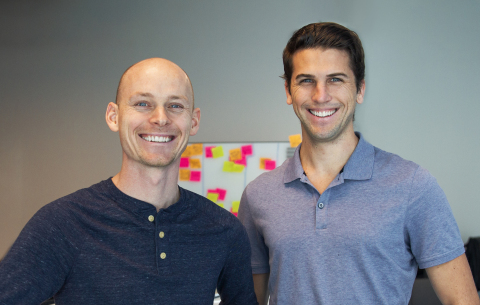 Wunderite Co-founders Peter MacDonald and Joe Schnare (Photo: Business Wire)