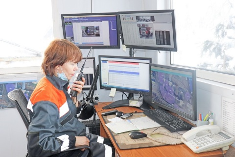 Raspadskaya has deployed an Orange Business Services bespoke IoT solution at its Russian coal preparation factory. (Photo credit: Orange Business Services)