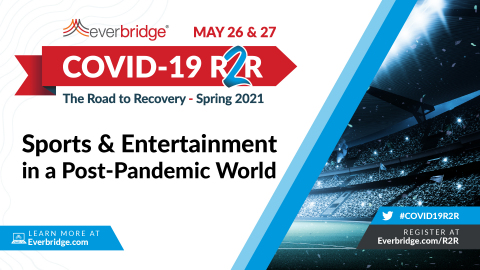 Everbridge COVID-19: Road to Recovery Executive Summit to Feature Top Major League Baseball, Arsenal Football Club, and Dutch Olympic Committee Leaders' Insights About the Future of Sports in a Post-Pandemic World (Photo: Business Wire)