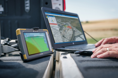Topcon software for construction and survey professionals addresses needs to increase productivity, efficiency, and profitability. (Photo: Business Wire)