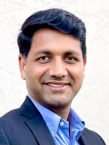 Vikas Saxena - Head of Technology and Innovation, Insigneo (Photo: Business Wire)