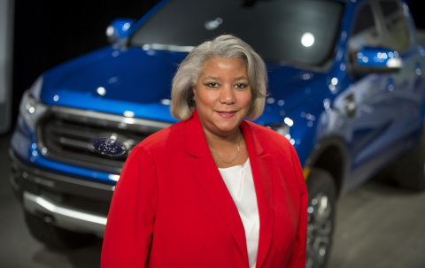 Pictured: Lynn Antipas Tyson, newly appointed board member for Q2 and executive director, Investor Relations, Ford Motor Company. (Photo: Business Wire)