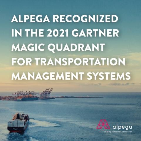 Alpega recognized in the 2021 Gartner Magic Quadrant (Photo: Alpega Group)