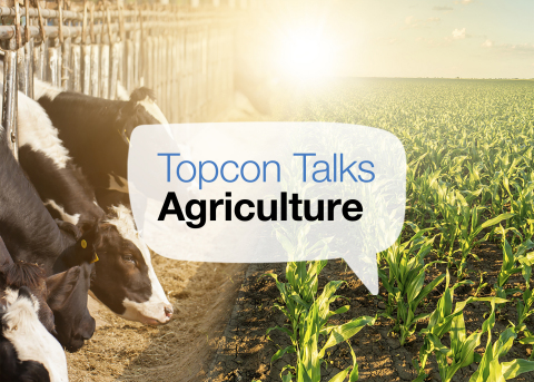 Topcon Agriculture has launched the fourth season of the Topcon Talks Agriculture podcast series. (Photo: Business Wire)