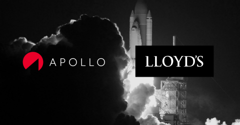 APOLLO Insurance has partnered with Lloyd's of London (Photo: Business Wire)