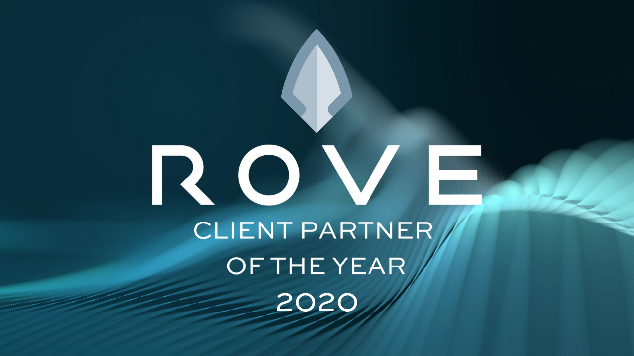 ROVE is proud to present the 2020 Client Partner of the Year award to Mountain Area Health Education Center (MAHEC). This award is given to one client-partner each year that exemplifies philanthropic leadership as an organization and consistently strengthens business partnerships through strategic alignment within the communities they serve. ROVE is honored to recognize MAHEC as this year's Client Partner of the Year!