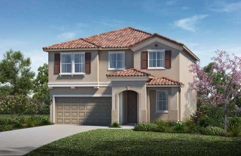 KB Home announces the grand opening of Verona at Destinations, a gated community in a premier Stockton, California master plan. (Photo: Business Wire)