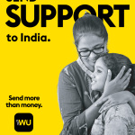 Western Union Support to India