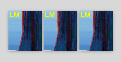 LUXURY MAGAZINE released its seasonal issue with a focus on sustainability and the environment. (Photo: Business Wire)