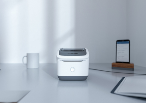 Zebra Technologies Introduces Company's First Small Office Home Office Wireless Label Printer (Photo: Business Wire)