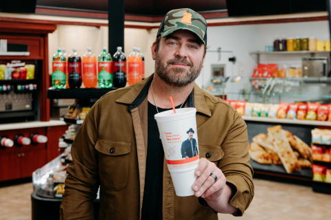 Casey's Summer of Freedom Sweepstakes includes a chance to win a hometown concert from country music artist Lee Brice. (Photo: Business Wire)