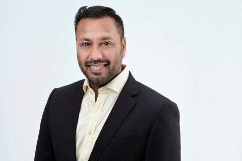 KalVista CMO Paul Audhya (Photo: Business Wire)