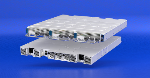 Die TeraFlex™ Terminals von ADVA unterstützen POST Luxembourg bei der einfachen Einführung von 400G-Diensten (Photo: Business Wire)