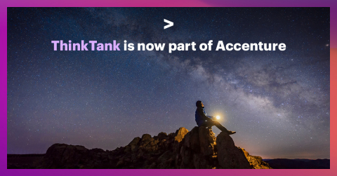 ThinkTank is now part of Accenture (Graphic: Business Wire)