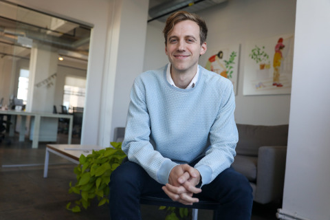 Headway CEO and cofounder Andrew Adams (Photo: Business Wire)