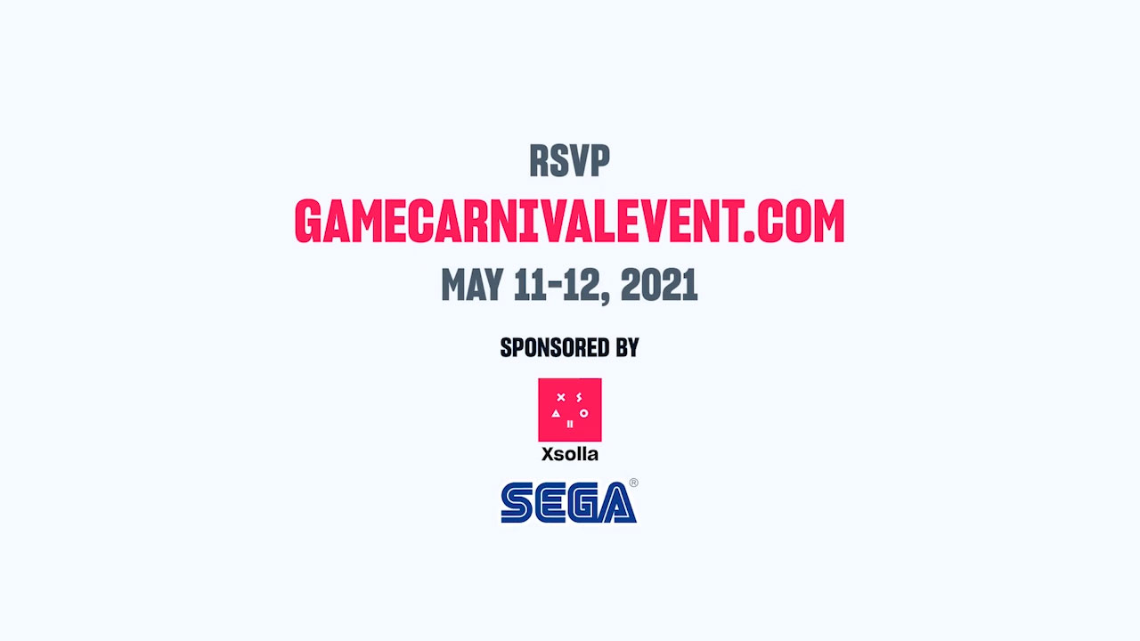 Join Game Carnival for networking, expert speaking sessions, and 1:1 meeting. Register for free today. https://gamecarnivalevent.com