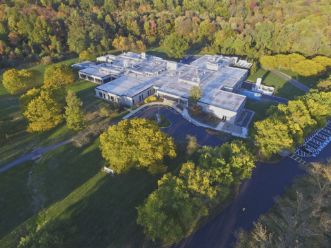 New Headquarters for NJ Bio at 350 Carter Road, Princeton, NJ (Photo: Business Wire)