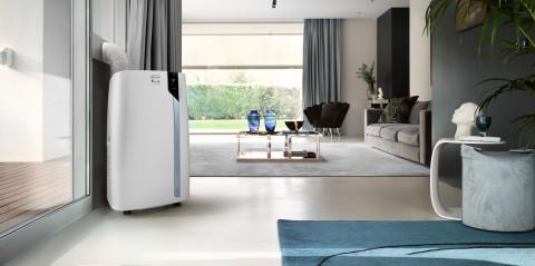 De'Longhi Pinguino UV-CareLight Portable Air Conditioner (Photo: Business Wire)