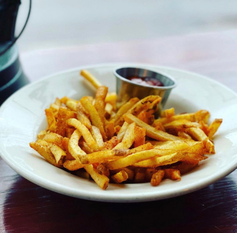 Farther Farms has created the world's first commercially-available shelf-stable, fresh-cut style French fry that's never-frozen and ready-to-cook. (Photo: The Hideaway)