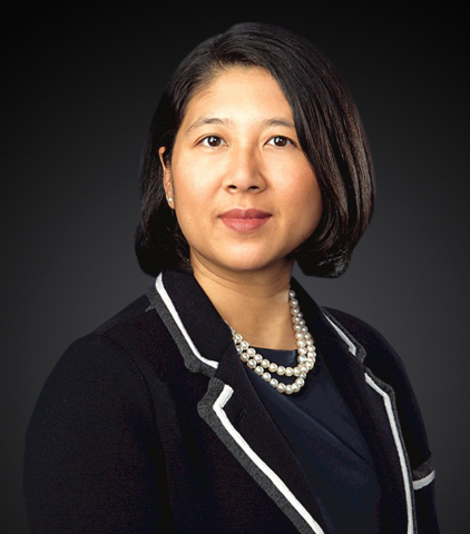 Julie Moret, global head of sustainable investing and stewardship (Photo: Business Wire)
