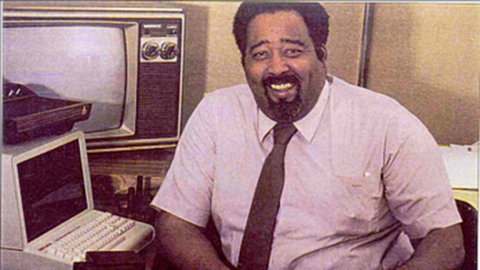 """Gerald Lawson led the team that invented interchangeable ROM cartridges used in the Fairchild Channel F, one of the early home gaming consoles that pre-dated the Atari 2600. Mr. Lawson became one of the few Black engineers in the gaming industry during its inception, when he also developed the arcade game Demolition Derby and was a member of the legendary """"Homebrew Computer Club"""" whose members also included Apple founders Steve Jobs and Steve Wozniak. Mr. Lawson, who passed away in April 2011, is posthumously being celebrated for his contributions. He was honored as an industry pioneer by the Interactive Game Developers Association (IGDA). In 2019, he received the ID@Xbox Gaming Heroes award at the Independent Games Festival, and his contributions are on permanent display at the World Video Game Hall of Fame at the Strong National Museum of Play. (Photo: Business Wire)"""