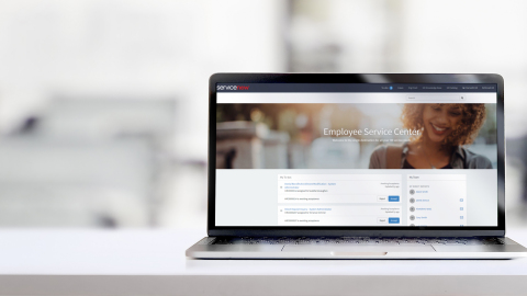 SERVICENOW EMPLOYEE SERVICE CENTER HR WORKFLOW: Dedicated workflow stage for badge management, Cardholder and badge lookup, Can be used with IT Workflow (Photo: Business Wire)