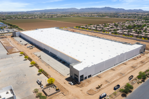 HelloFresh Expands West Coast Production and Distribution Capabilities with New Phoenix Facility (Photo: Business Wire)