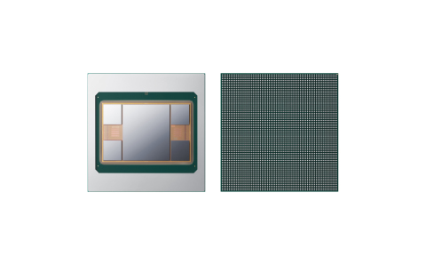 Samsung's I-Cube4 for high-performance applications (Photo: Business Wire)